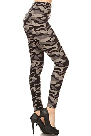 83764488b80f1 Leggings Depot Ultra Soft Regular and Fashion Leggings BAT7 at ...