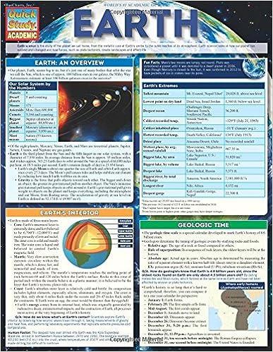 Earth (Quick Study: Academic)