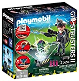 PLAYMOBIL Ghostbuster Raymond Stantz Building Set