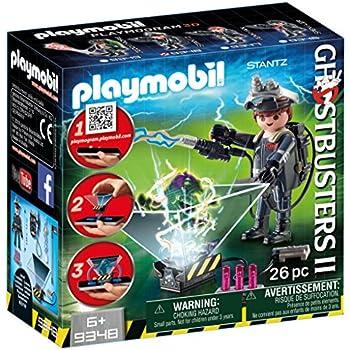 PLAYMOBIL® 9348 Ghostbusters II Raymond Stantz Playmogram 3D Figure