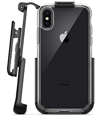 check out ff2c3 f1577 Encased Belt Clip Holster for Spigen Ultra Hybrid Case - iPhone X/iPhone Xs  (case not Included)