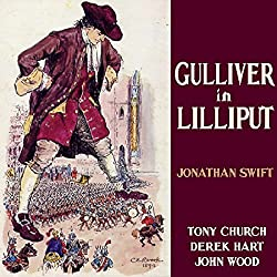 Gulliver in Lilliput (Dramatised)