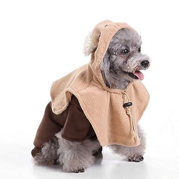 RFVBNM Mascotas Ropa de Perro para Perros pequeños Invierno Navidad Ropa de Halloween Vestidos de Gato