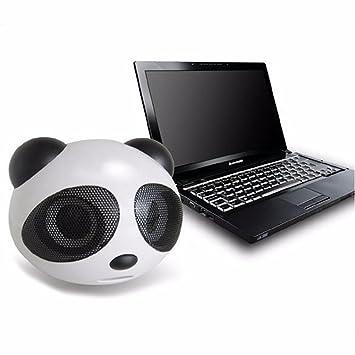 Moon Boat Computer Kleine Lautsprecher Panda Mini Audio Usb Mini