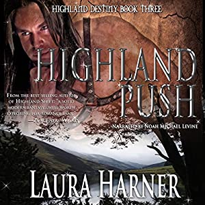 Highland Push Audiobook