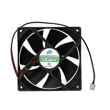 ... CPU caso ventilador de refrigeración ventilador DC 24 V ventilador de refrigeración para de ordenador y soldadora eléctrica 2Pin: Amazon.es: Electrónica