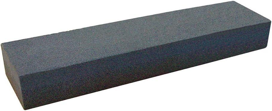 Silverline 228560 - Piedra de afilar combinada de óxido de aluminio (200 x 50 x 25 mm)
