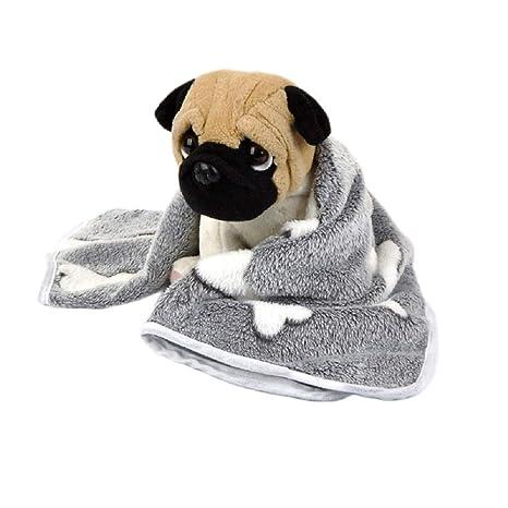 Cupcinu Colchón para Mascotas Manta de Perro Mantas de Cama de Nido Esteras para Perros Felpudo