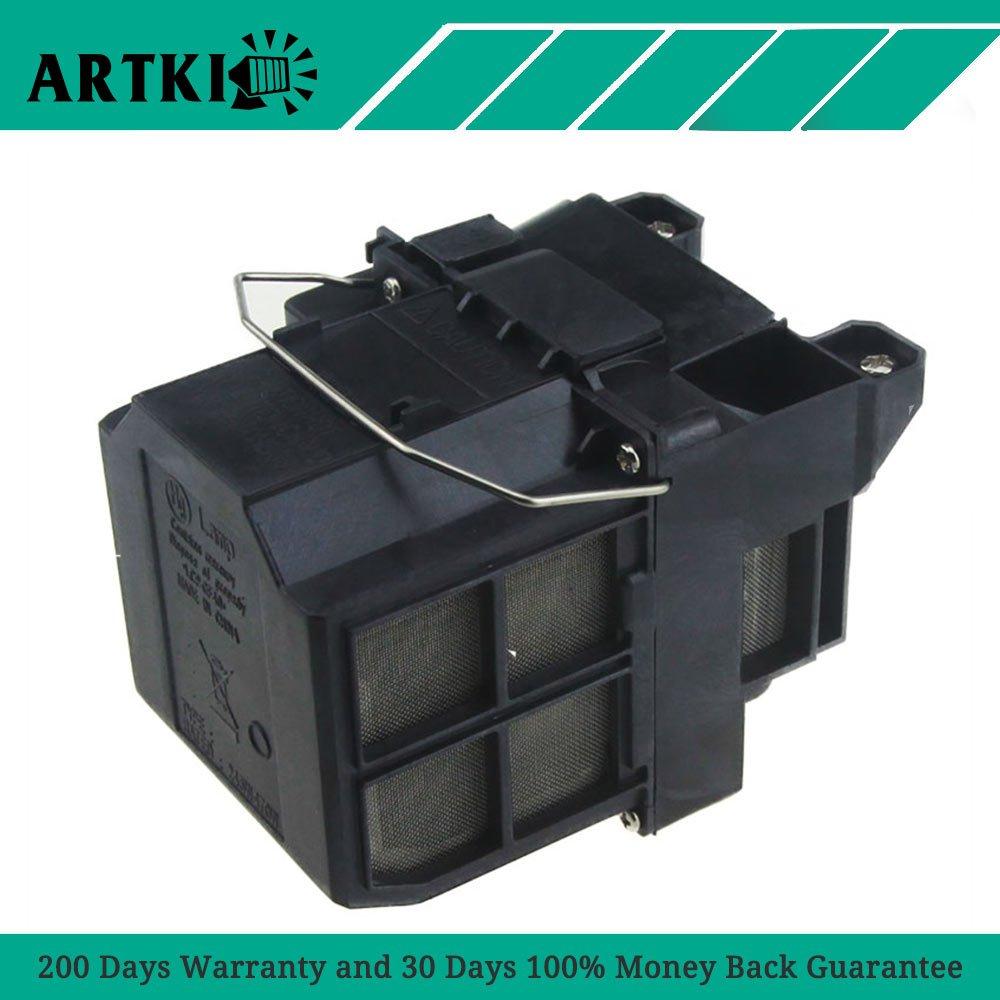 ELPLP77/V13H010L77 Replacement Lamp ELPLP77 for EPSON PowerLite 1975W 1980WU 1985WU 4650 4750W 4855WU G5910/HC 1440 by Artki by Artki (Image #5)