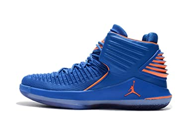 9e75cf336c7 germany nike mens jordan xxxii basketball shoes blue orange silver photo  blue a731e 44392; netherlands youth air jordan 32 bg aa1254 400 blue orange  4y ...