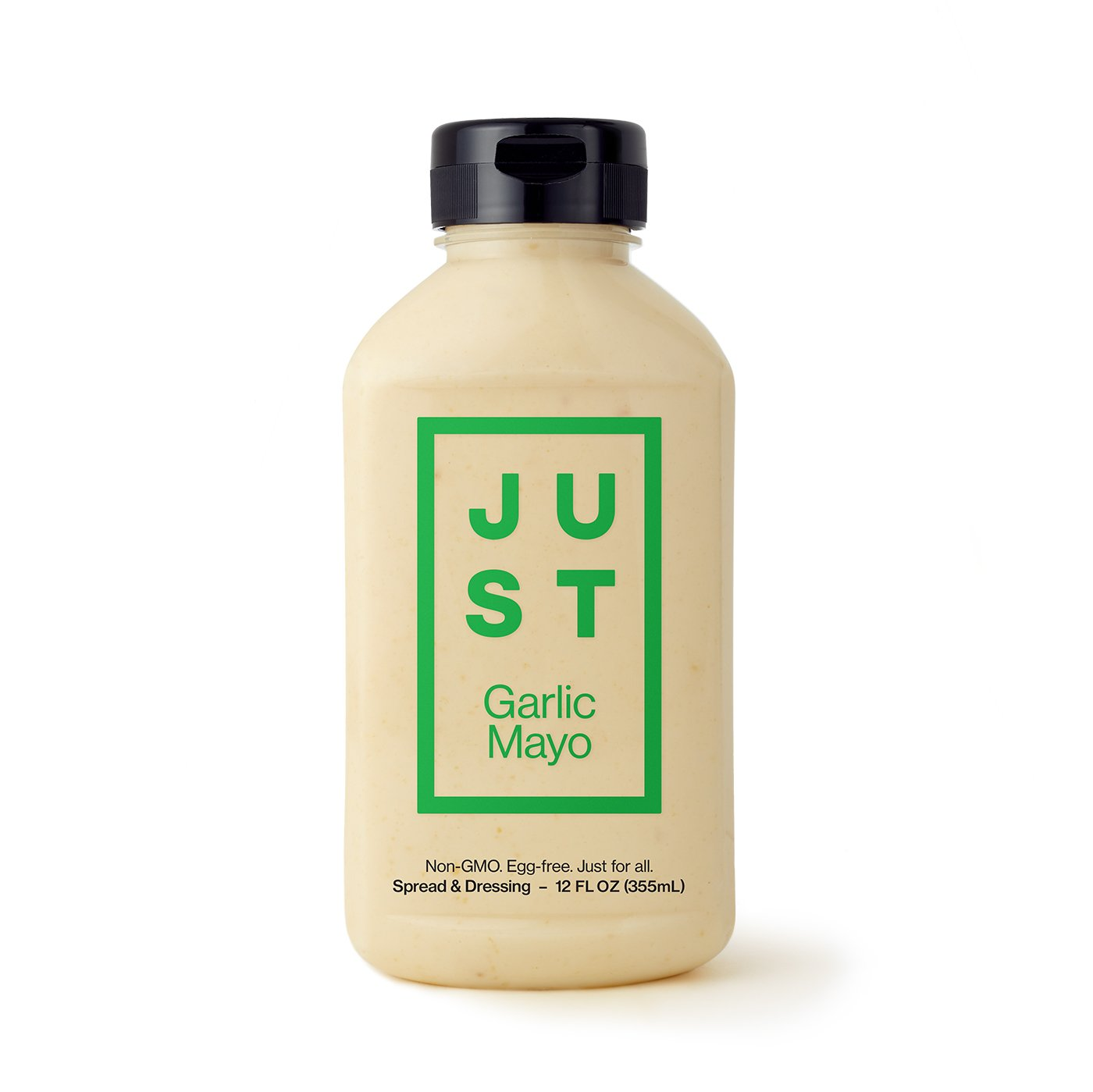 Just Garlic Mayo, Non-GMO, 12oz