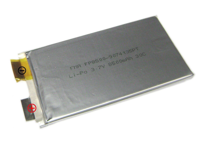 10pcs電動自転車充電式バッテリーLi - Po 3.7 V 8500 mAh 30 C高電源放電 B0711SSDQR