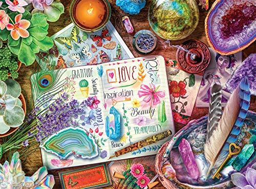 Buffalo Games – Aimee Stewart – Happy Vibes – 1000 Piece Jigsaw Puzzle