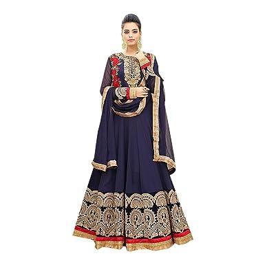 Anarkali salwar kameez benutzerdefinierte zu messen Partei tragen ...