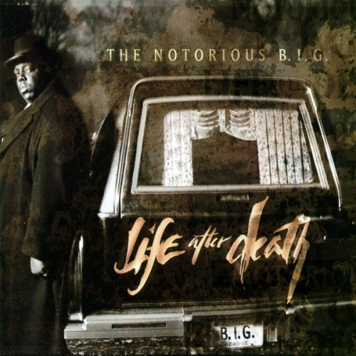 Notorious BIG: Life After Death 3LP (The Notorious Big Life After Death Vinyl)