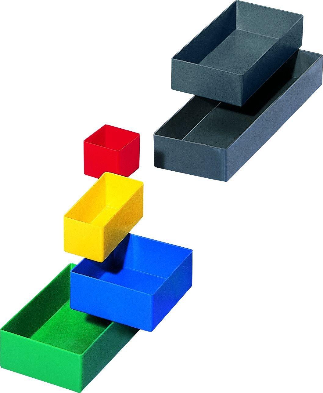 H/ünersdorff Insert de Coffret de Rangement 624400 162 x 108 x 63 mm Nombre de Compartiments: 1 1 pc s L x l x h
