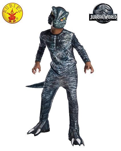 27ff8f59a3edea Rubie's Jurassic World: Fallen Kingdom Child's Velociraptor Costume, Small