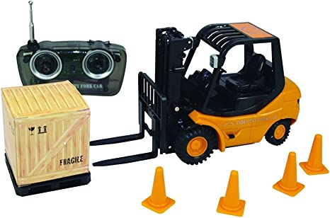 The Working RC Forklift Freight remote control RC