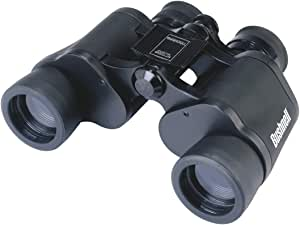 Bushnell 133410C Falcon Porro Prism Binocular with Clamshell, 7 x 35mm, Black