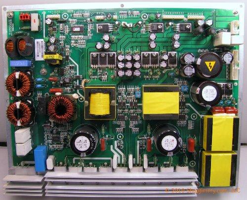 Vizio 3501Q00158A PCB, Power Supply