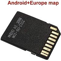Jiayuane Europa Mapa de navegacion Sistema Android 16