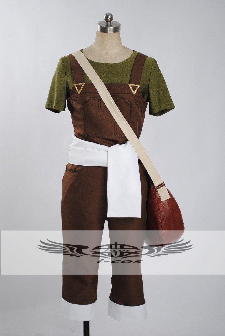 ONE 新入荷 PIECE コスチューム ワンピース ウソップ コスプレ衣装 新入荷 アニメ 格安 最新型 女性XL 変装 セール コスチューム (男性S) B01KH1GBL8 女性XL, ECJOY!プレミアム:1a61fe79 --- cgt-tbc.fr