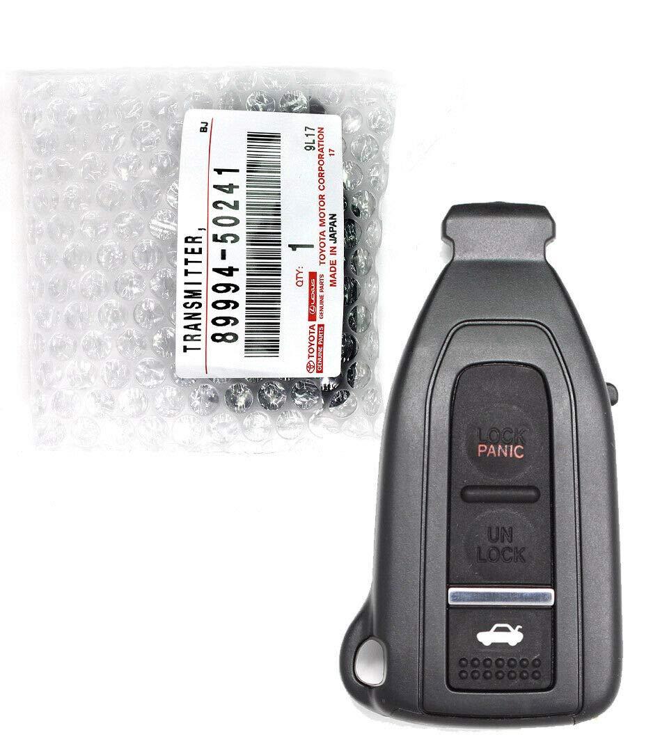 LS430 (2004-06) w/Smart Access MASTER Remote Fob (Factory Original - NEW)