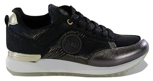 COLMAR ORIGINALS Sneakers Donna Travis-Prime Autunno Inverno  Amazon.it  Scarpe  e borse 630e40ca2fa