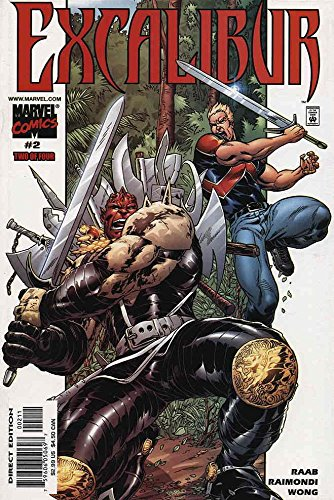 Download Excalibur (Mini-Series) #2 pdf epub