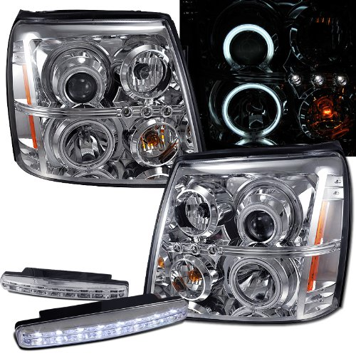 Cadillac Escalade Esv Headlights on escalade led headlights, escalade on 28s, escalade grill, escalade led lights for an inner,