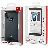 Capa Protetora Cristal Case Moto One, Motorola, Capa Protetora para Celular, Transparente