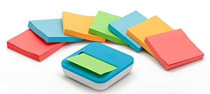Post-It VAL-B8P - Dispensador de notas, con 8 paquetes de notas