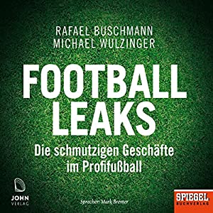 Football Leaks Hörbuch