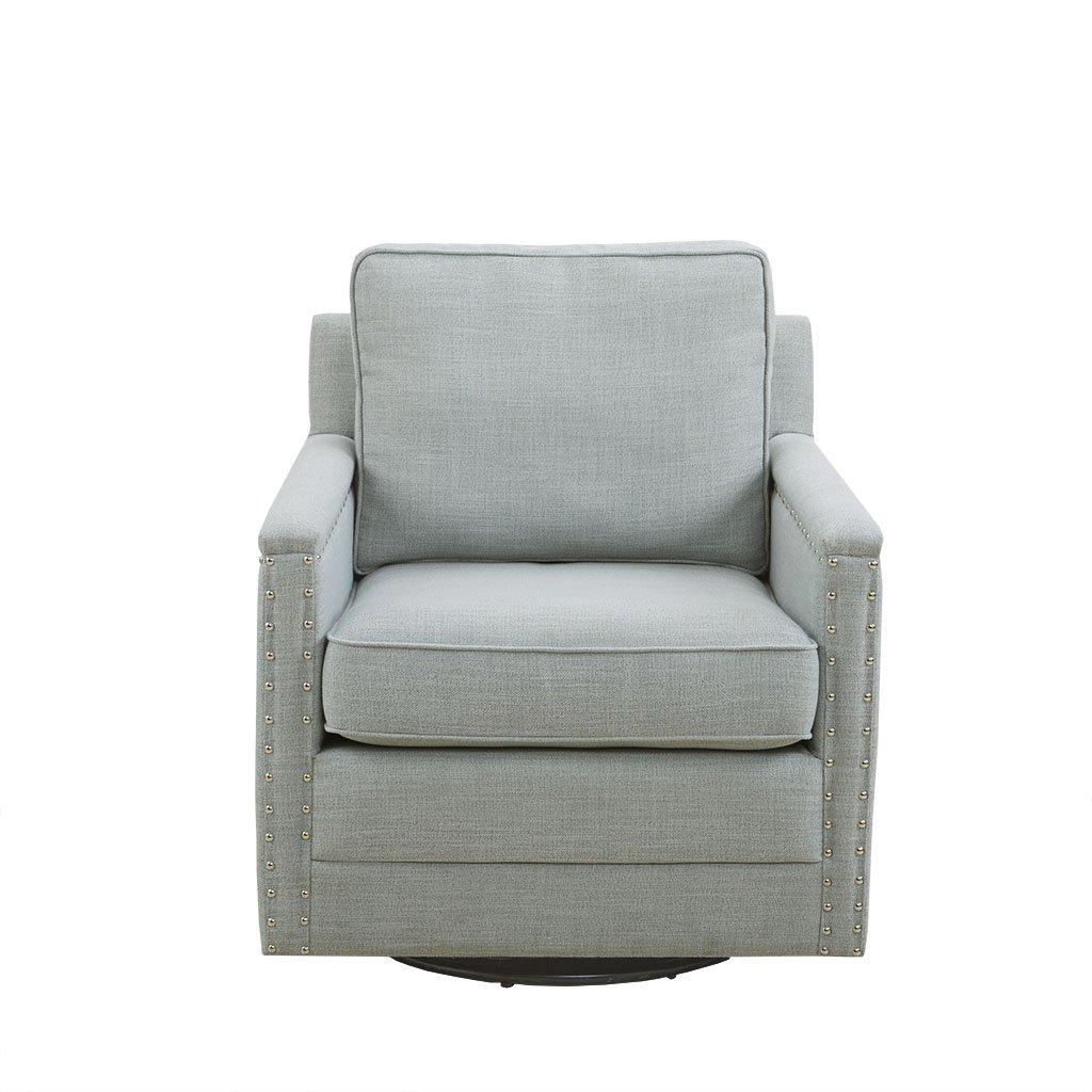 Incredible Amazon Com Madison Park Mp103 0606 Cheshire Swivel Chair Beatyapartments Chair Design Images Beatyapartmentscom