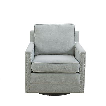 Magnificent Amazon Com Madison Park Mp103 0606 Cheshire Swivel Chair Beatyapartments Chair Design Images Beatyapartmentscom