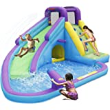 Bounceland Sun N' Fun Water Slide with Pool and Water Gun