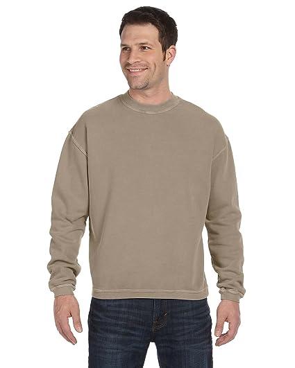 6ae91aaf462 Authentic Pigment Men s Fleece Crewneck Sweatshirt