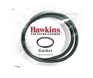 Hawkins A00-09 Gasket for 1.5-Liter Pressure Cooker, Small, Black