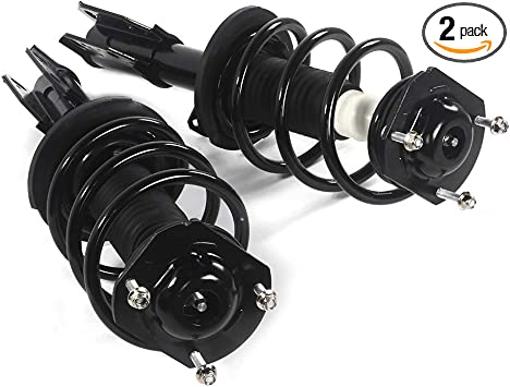 Pair Front Quick Complete Struts Assembly Compatible with 2008-2012 Buick Enclave