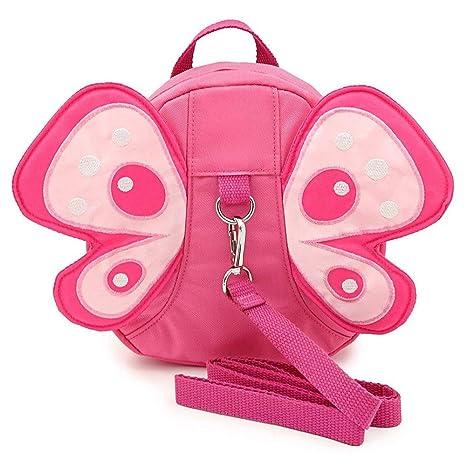 Arnés de seguridad para bebé con alas y mariposa, para ...
