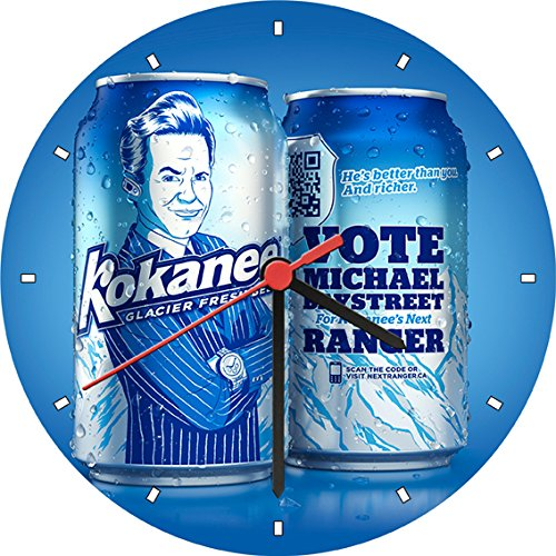 kokanee-glacier-beer-bottle-pub-wall-clock