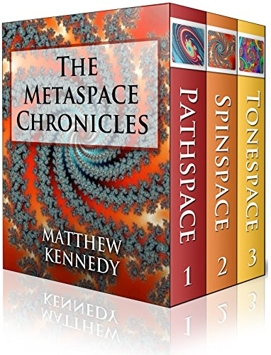 The Metaspace Chronicles: vols 1 to 3