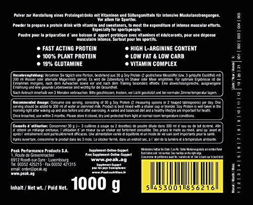 Peak Soja Protein Isolat Nut Mix 1000g Amazonde Drogerie