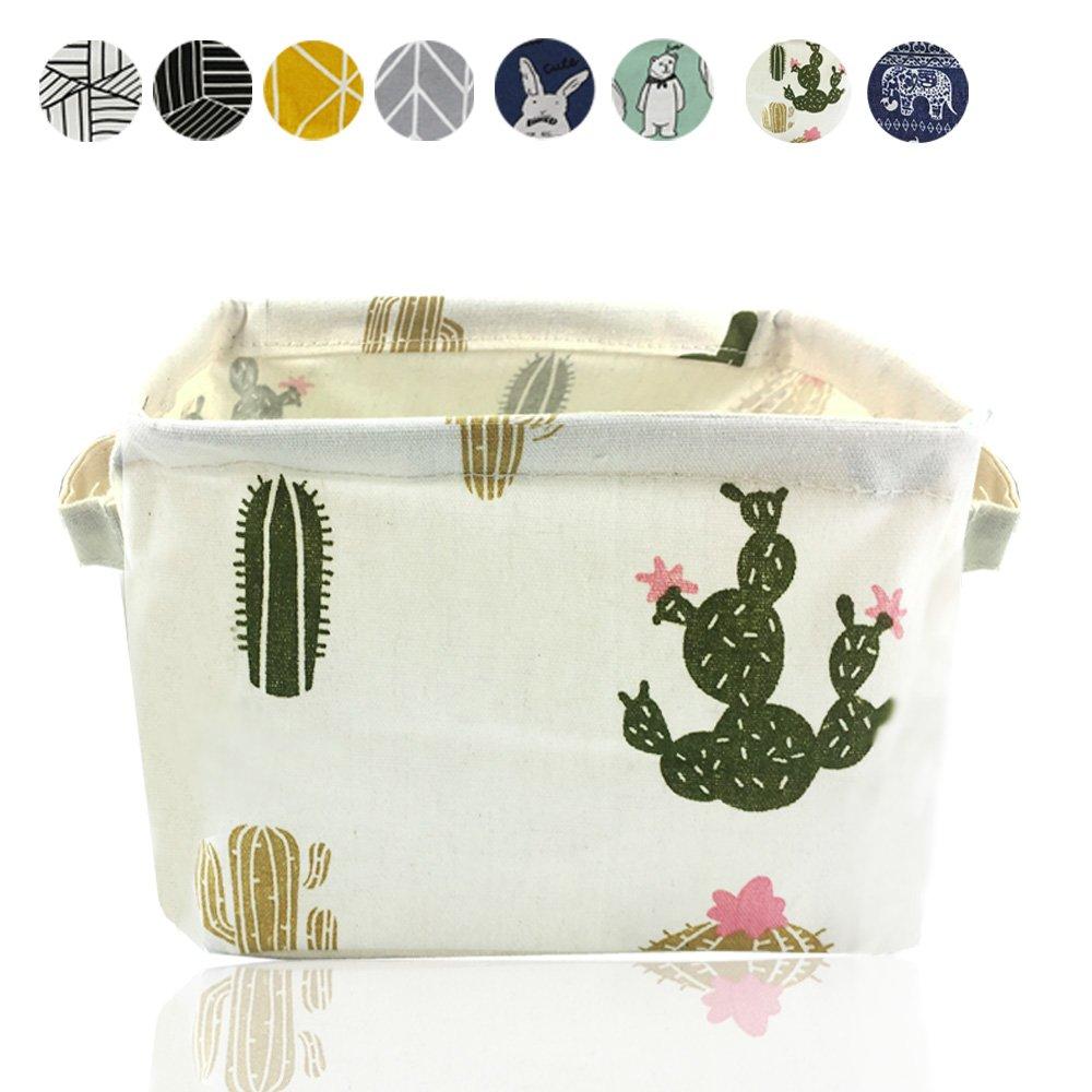 Cute Animal Collapsible Toy Storage Organizer Folding: Amazon.com : Home Decor Canvas Storage Bins Basket