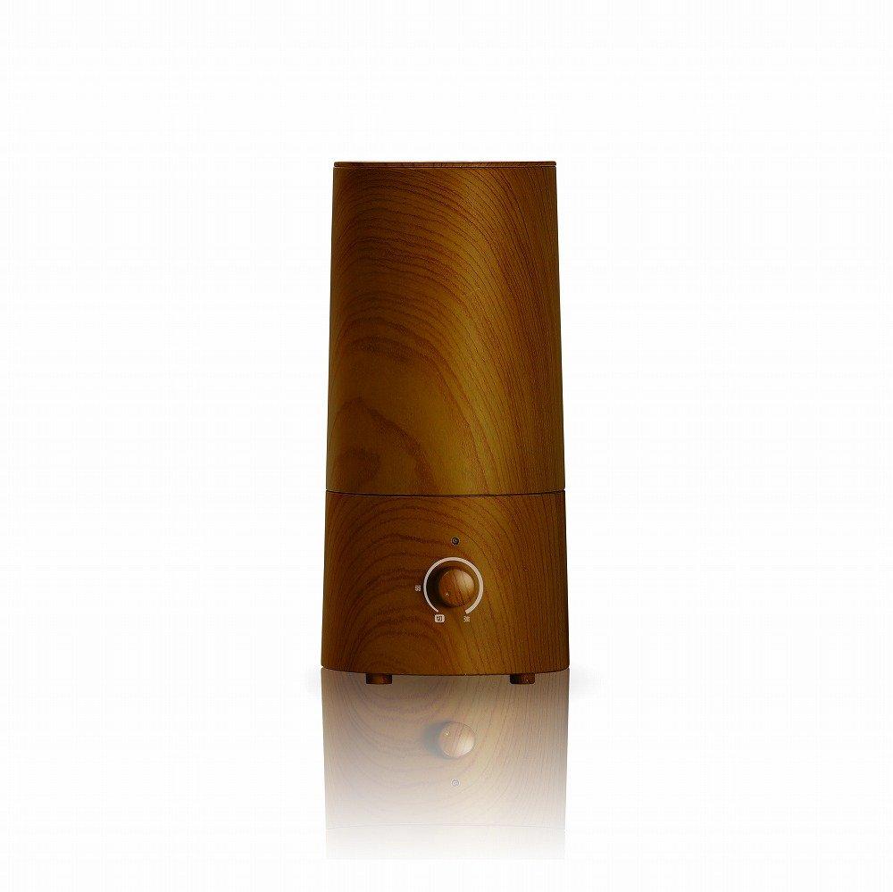 PRISMATE アロマ超音波式加湿器 -wood-