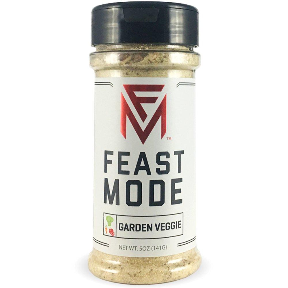 Feast Mode Flavors - Garden Veggie