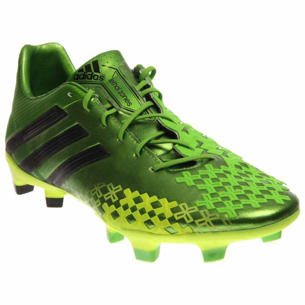 separation shoes ccba0 5fe8c Amazon.com   adidas Predator Lz TRX Fg Men s Soccer Cleats (10.5)   Soccer