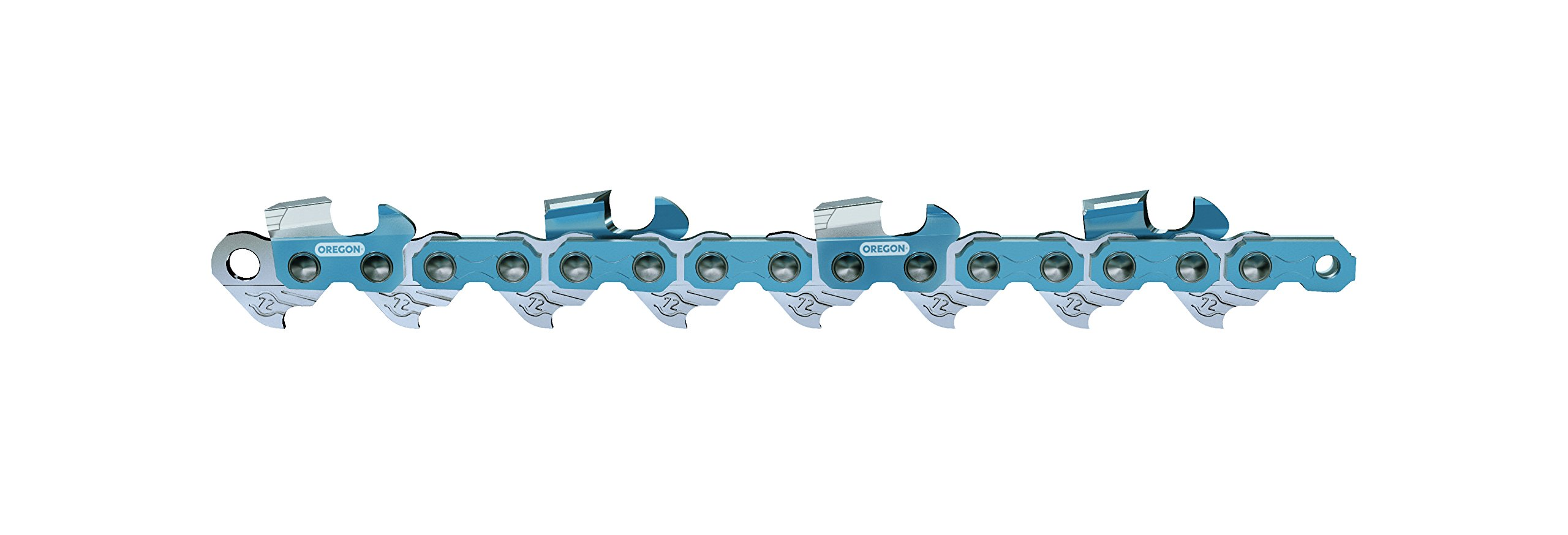 Oregon 72EXL093G Power Cut 3/8'' Saw Chain.050 Gauge, 93 Drive Links, Gray