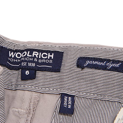 Boy Grey Dyed Grigio Pant Kid Woolrich 9149t Short Bermuda Garment Beige Bimbo wOBvHfvx