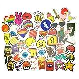 Pegatinas Pixel 45pcs Stickers